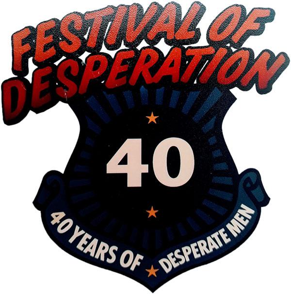 Festival of Desperation logo