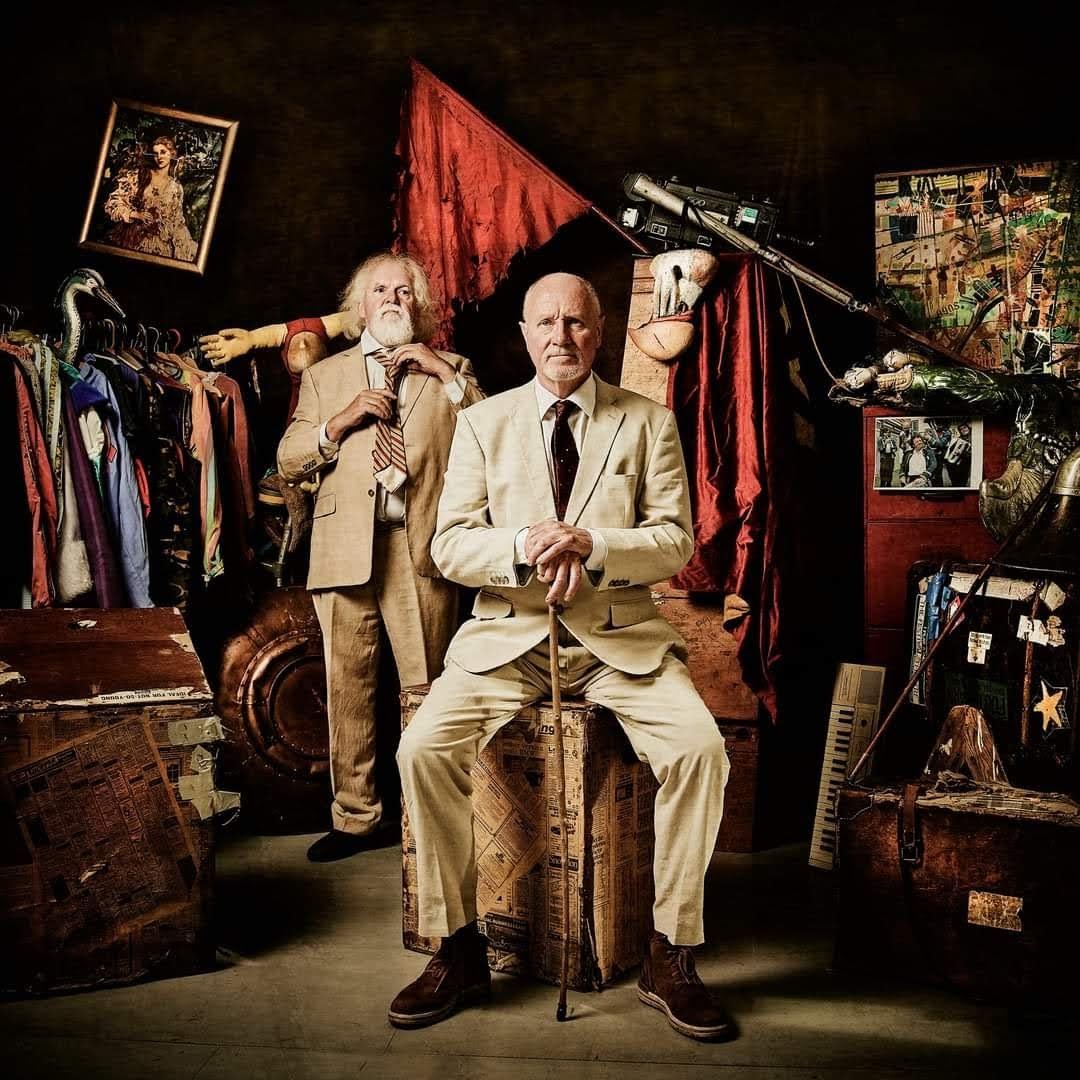 Jon Beedell and Richard Headon